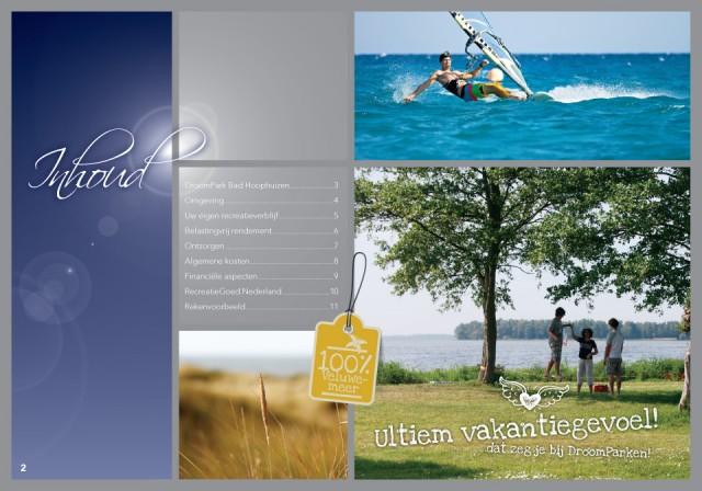 DroomParken brochure 1