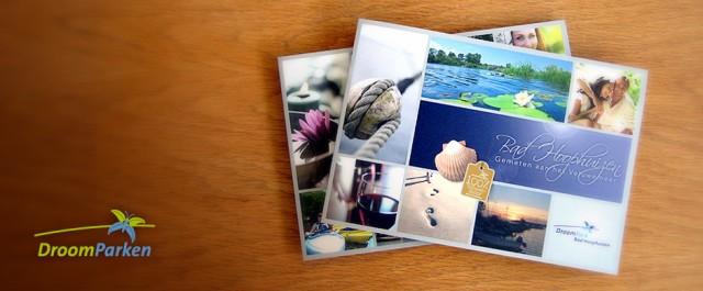 DroomParken brochures